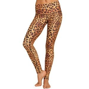 Teeki hot pant legging Awakening Gold